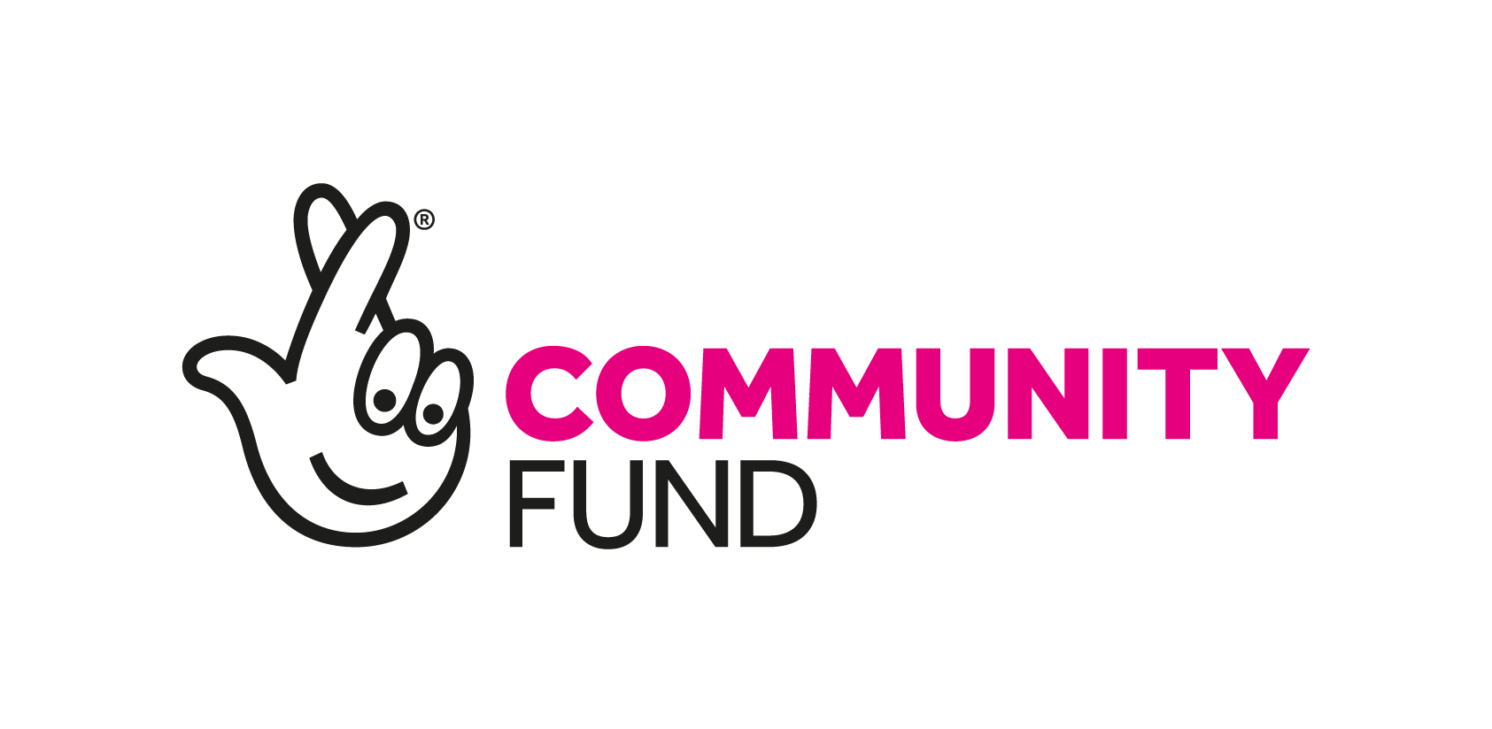 National Lottery Community Fund monolingual colour logo