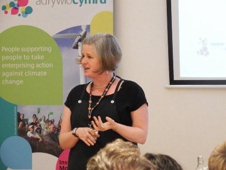 Kate Hamilton Renew Wales